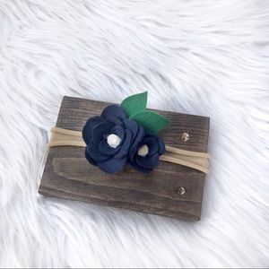 Other - Floral head band